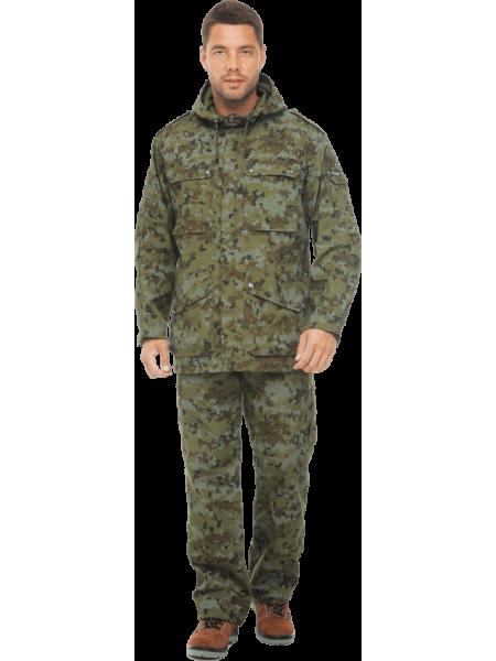 "Костюм ""Шторм"" КМФ зеленый (112-116, 170-176)"