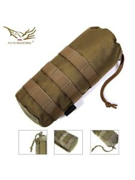 FLYYE MOLLE Water Bottle Pouch (Khaki) FY-PH-C001-KH
