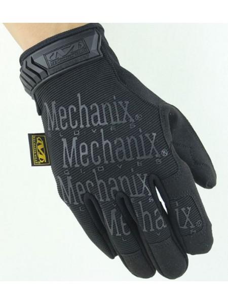 Перчатки Mechanix черный M