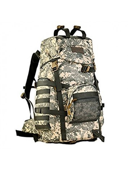 РЮКЗАК 60L Outdoor Tactical Military Molle 60х30х22cm AS-BS0057ACU