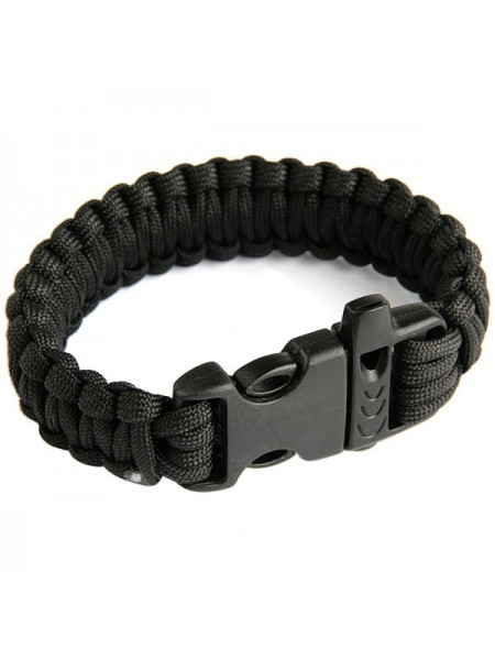 БРАСЛЕТ PARACORD BLACK код ROTHCO 925