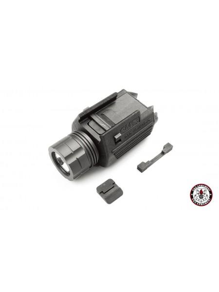 Фонарь для пистолета крепление вивер FLASHLIGHT GM3.3X G & G (G-04-022)
