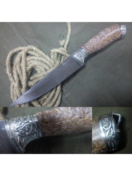 "Нож ""Сумрак"" булат"