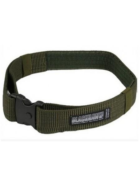 РЕМЕНЬ BlackHawk Airsoft Military Tactical Duty Green код WS23415G