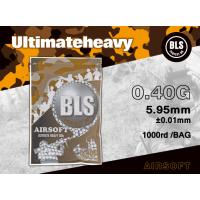 Шарики BLS 0,40 (1000шт, белые, пакет) (40 пакетов в коробке) Taiwan 1BA-PLA40