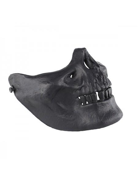 МАСКА на нижнюю часть лица Skeleton AS-MS0014B