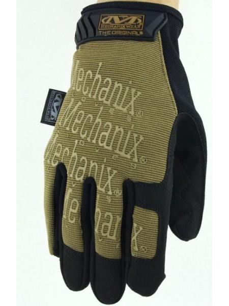 Перчатки Mechanix кайот M