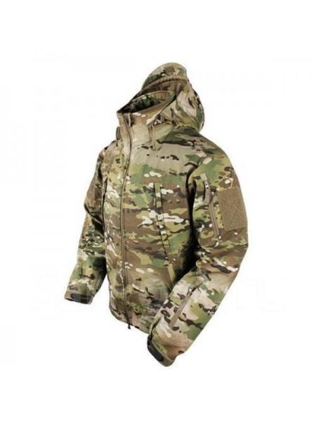 Куртка SOFT SHELL мультикапм М