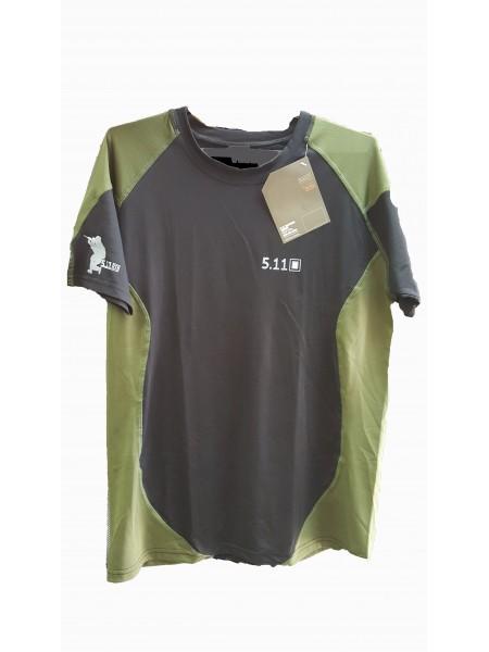Термо-футболки 511 короткий рукав черный L