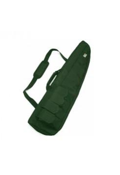 ЧЕХОЛ ОРУЖЕЙНЫЙ, WS20054G 100 см скошенный Green, AS-BS0004OD