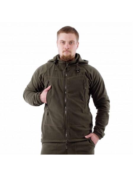 Куртка Keotica флисовая олива 52-54
