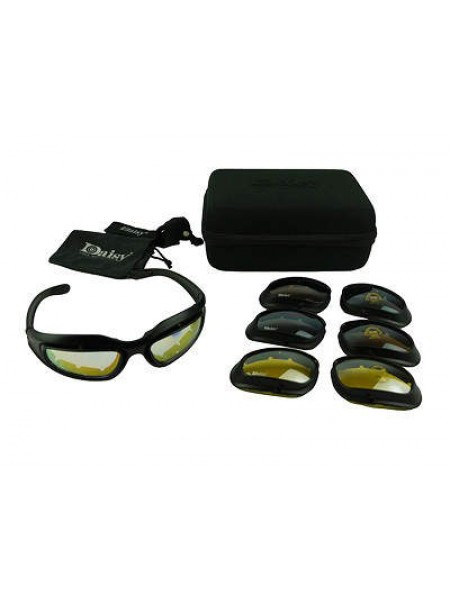 ОЧКИ ЗАЩИТНЫЕ Daisy C5 4 Sets of Lenses AS-GG0021 TD-YL899