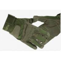 Перчатки Black Hawk мягкая зашита костяшек ПП зеленые XL