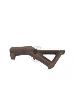 РУКОЯТКА НАКЛАДКА НА ЦЕВЬЕ Magpul Angled fore Grip PTS AFG2 Tan 062(TN)