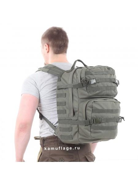 РЮКЗАК KE Tactical Assault 40 олива 900den