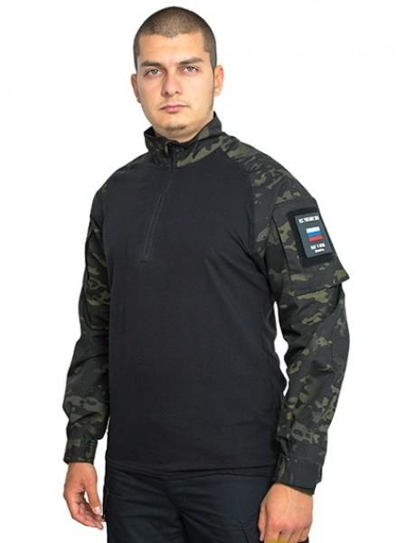 Рубашка тактическая Condor (Profarmy) multicam black 46-48/5-6