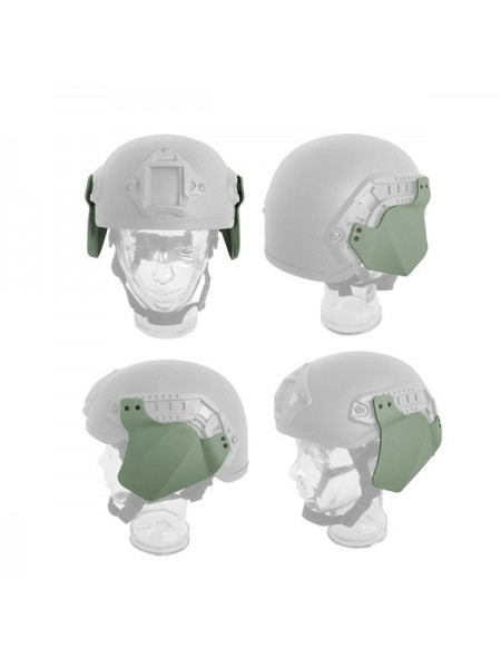 Защита уха для шлема PPS Halmet